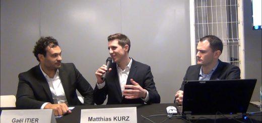 Salon de L'AT 2018 - Automata (Crypto Robo-Advisor) : Interview de Matthias KURZ et Gael ITIER