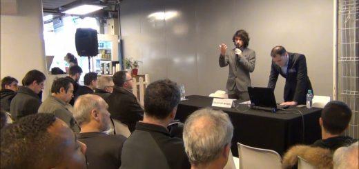 Interview de David FAY-MANZO (La Maison du Bitcoin / Coinhouse) : Ethereum Ripple Bitcoin Transactions - Salon de l'Analyse Technique