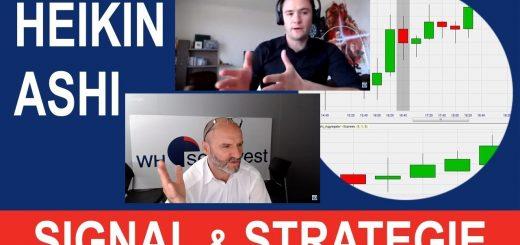 """""""Analyser & Exploiter les Retournements avec Heikin Ashi"""" live Pascal HIRTZ, DG de WH SelfInvest"""
