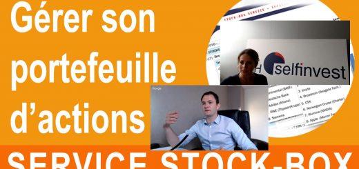 Live WH SelfInvest avec Anne Sedlbauer - Stock Box : Gérer efficacement votre portefeuille d'actions
