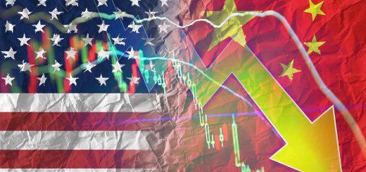 Live Trading : Ouverture de Wall Street dans un Marché Baissier (Guerre Commerciale) - 25/06/2018