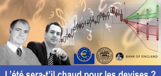 """""""L'été sera t-il Meurtrier sur les Marchés Financiers ?"""" avec A. WEISROCK et B. FERNANDEZ-RIOU"""