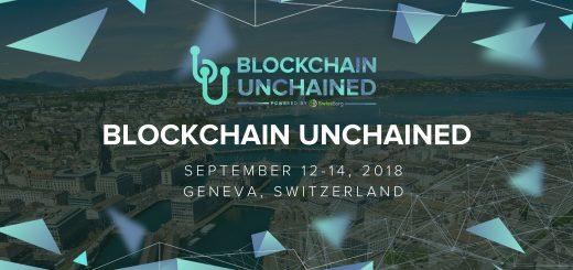 Blockchain Unchained (Genève) : Présentation de l'événement avec Antoine GUESRY, Fondateur & PDG