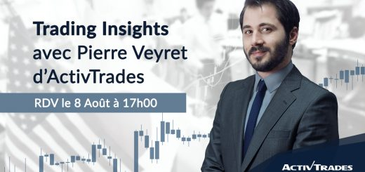 Trading Insights, Pierre VEYRET, ActivTrades : Brexit BOE GBP / USA TRUMP FED / Livre Turque