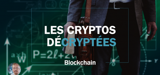 """Les Cryptos Décryptées #1 : """"Qu'est-ce qu'une Blockchain ?"""" avec Marc RAFFARD"""