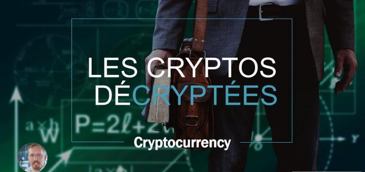 """Les Cryptos Décryptées #2 : """"Qu'est-ce qu'une Cryptocurrency ?"""" avec Marc RAFFARD"""