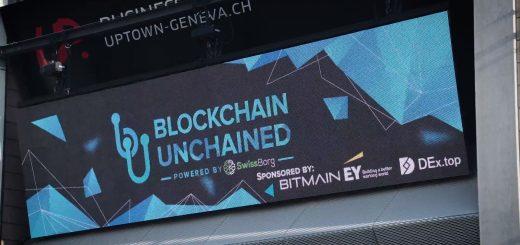 Blockchain Unchained 2018 - Genève