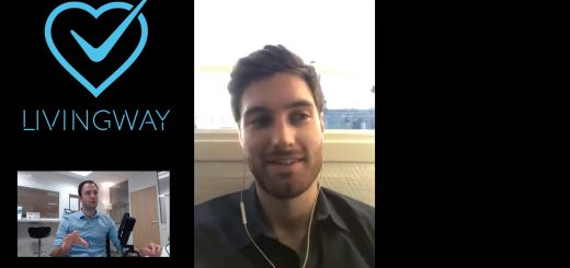 Live avec Jules TRASLEGLISE, Entrepreneur innovant Blockchain / Crypto, Fondateur de Livingway