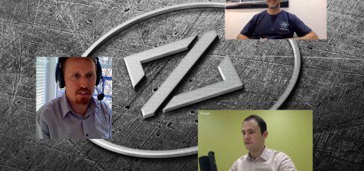 Présentation de Non-Zero avec son PDG Hadi KABALAN et Marc RAFFARD