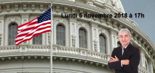 US Midterm : Préparation, Anticipations, Statistiques & Avis des Banques avec Philippe LHERMIE