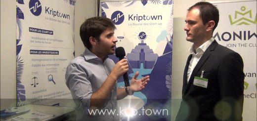 Actionaria 2018 - Interview de Mark KEPENEGHIAN, Fondateur et PDG de Kriptown