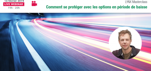 Webinaire LYNX avec Gaël DEBALLE : Comment se Protéger avec les Options en période de Baisse