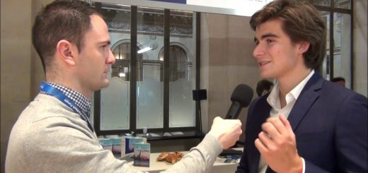 Paris Fintech Forum 2019 - Interview de Hugo RENAUDIN, PDG et Co-Fondateur de LGO Markets