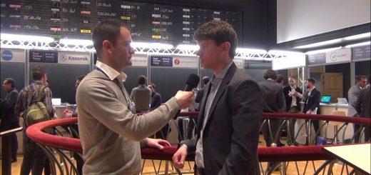 Paris Fintech Forum 2019 - Entretien avec Radoslav ALBRECHT, Fondateur et PDG de Bitbond