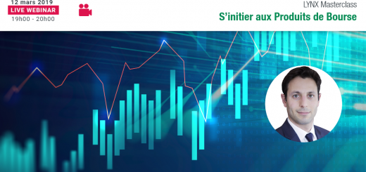 Webinaire LYNX / Citi avec Gabriel SICOURI : S'initier aux Produits de Bourse (Turbos & Warrants)
