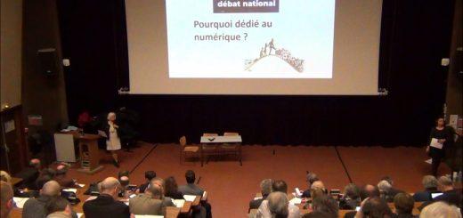"""Le Grand Débat National des Think Tanks du Numérique : """"Nous traversons un Basculement Sociétal"""""""