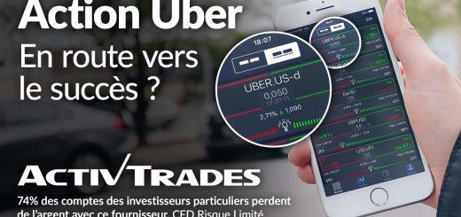 Action Uber 🚗 Faut-il Acheter 📈 ou Vendre 📉 Analyses, Avis, Chiffres, Perspectives...