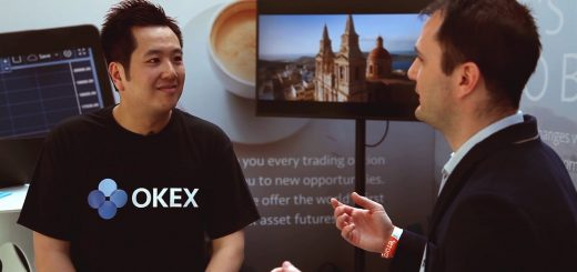 Paris Blockchain Week Summit - Interview with Andy CHEUNG, Head of Operations at OKEx