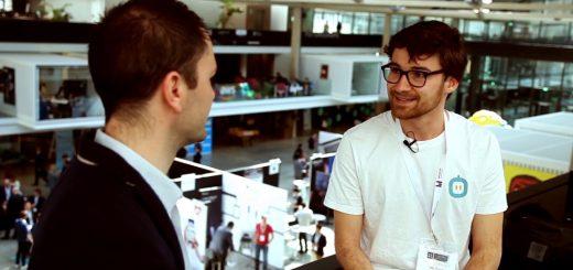 Paris Blockchain Week Summit - Interview de Théo POIZAT, Co-Fondateur de Botcrypto 🤖📈