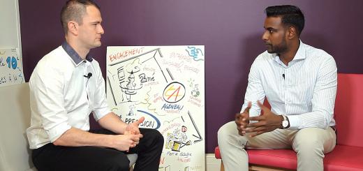 #MoneyManagement - Interview de Sylvain LOGANADIN, Senior Business Developer chez TechX (ARYA)
