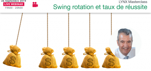 Techniques de Rotation et Opportunités Swing 📈 LYNX Masterclass avec Pascal TRICHET