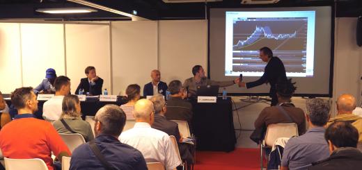 Salon du Trading - Débat FOREX & Commodities - M BURBAU, S LOGANADIN, B FERNANDEZ-RIOU & V GANNE