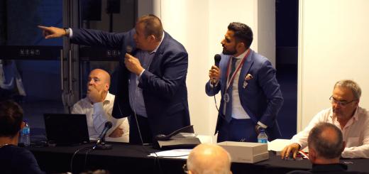 Salon du Trading 2019 - Débat de Clôture CAC 40 avec Jean-Louis CUSSAC, Rob HOFFMAN & André MALPEL